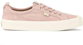 Cariuma OCA Low Rose Suede Sneaker
