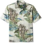 Reyn Spooner Men's Spooner Kloth Classic Fit Button Front Hawaiian Shirt Heritage, Diamond Head, S