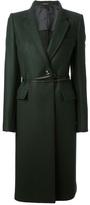 Maison Martin Margiela belted coat