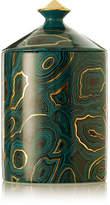 Fornasetti Malachite Scented Candle, 300g - Green