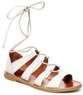 Steve Madden Women's Sanndee Gladiator Sandal.