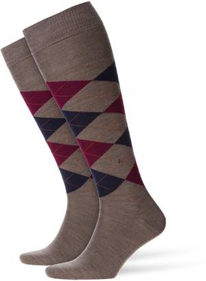 Burlington Men's Edinburgh M KH Socks