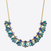 J.Crew Factory Cluster parade necklace