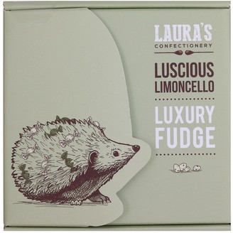 Laura's Confectionery Limoncello Fudge Box 200g