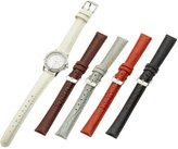 Invicta Women's 0688 Wildflower Collection Crystal-Accented Interchangeable Strap Watch Set