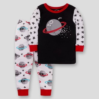Lamaze Baby Organic Cotton Moon & Stars Pajama Set -