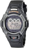 """Casio Men's GW-M500F-1CR """"G-Shock"""" Stainless Steel Watch with Black Resin Band"""