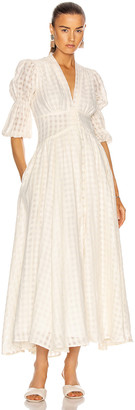 Cult Gaia Willow Dress in Off White | FWRD