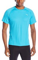 Puma Men's Faster Than You Short Sleeve Tee