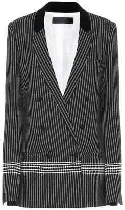 Haider Ackermann Wool-blend blazer