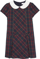 Rachel Riley Tartan cotton shift dress 4-10 years