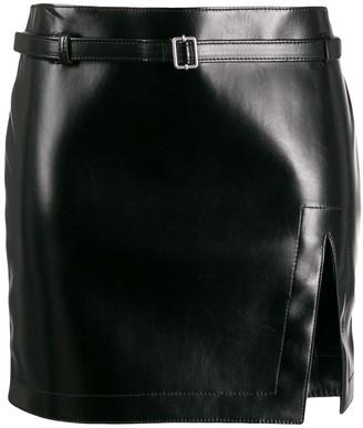 Philosophy di Lorenzo Serafini Belted Mini Skirt