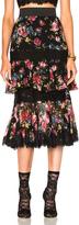 Dolce & Gabbana Tiered Skirt