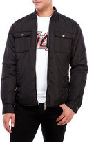 DSQUARED2 Black Zip Jacket