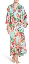 Natori Women's Star Blossom Satin Robe