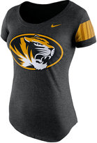 Nike Women's Missouri Tigers Scoop DNA T-Shirt