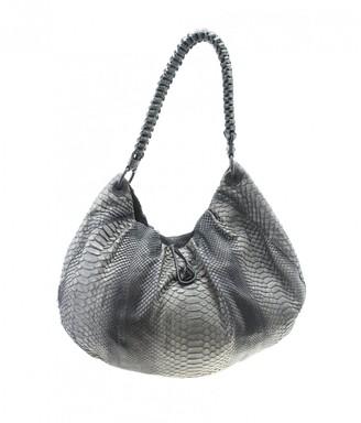 Nancy Gonzalez Grey Exotic leathers Handbags
