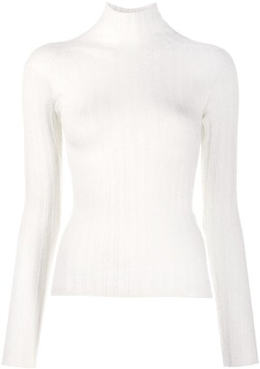 Ambush Sheer Knitted Top