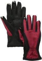 Isotoner Women's Smartouch Matrix Nylon Glove