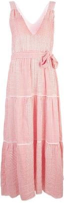Lemlem Semira long tiered dress
