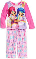 AME 2-Pc. Shimmer And Shine Magic Time Pajama Set, Toddler Girls (2T-4T)
