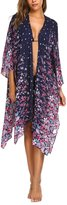 Zeagoo Womens Loose Kimono Maxi Cardigan Beach Dress Bikini Cover Up
