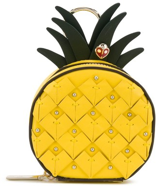 Kate Spade Picnic Pineapple coin purse
