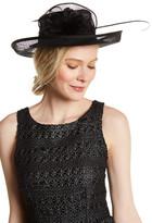 San Diego Hat Company Derby Straw Kettle Brim Hat