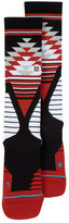 Stance Blackbrush Fusion Basketball Crew Socks