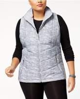 Ideology Plus Size Ombré Vest, Created for Macy's