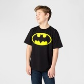 Batman Boys' Graphic Logo T- Shirt
