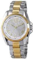 Excellanc Unisex Watch Analogue Various Materials 150912500003 Quartz