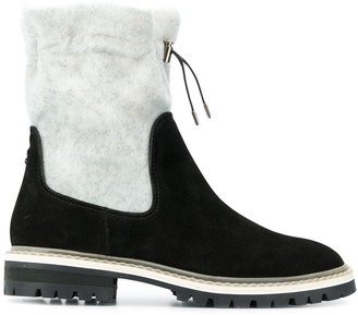 Jimmy Choo Bao toggle boots