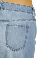 "Old Navy Women's Plus Distressed Denim Shorts (4"")"