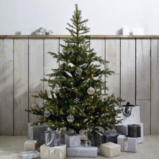 The White Company Pre-Lit Grand Spruce Christmas Tree - 6ft, Natural, One Size