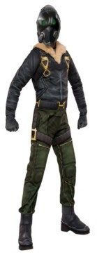 BuySeasons Spider-Man Homecoming - Vulture Muscle Chest Little and Big Boys Costume