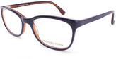 Michael Kors Blue Square Eyeglasses
