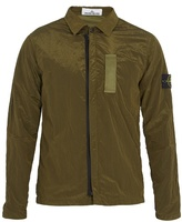 Stone Island Nylon Zip-fastening Jacket