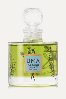 UMA OILS + Net Sustain Pure Calm Wellness Bath Oil, 100ml - one size
