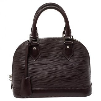 Louis Vuitton Alma BB Other Leather Handbags