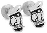 Cufflinks Inc. Duck Head Silver Cuff Links