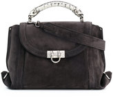 Salvatore Ferragamo large Sofia tote - women - Calf Suede - One Size