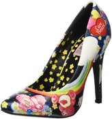 Iron Fist Women's Nights of Sharing Heel Dress Pump
