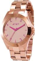 Jet Set – j6979r-052 – Ladies Watch – Analogue Quartz – Dial Rose Gold Steel Bracelet