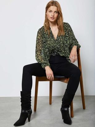 Mint Velvet Maryland Signature Skinny Jeans - Black