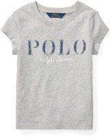 Polo Ralph Lauren Cotton Jersey Graphic Tee