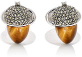 Jan Leslie Men's Acorn Cufflinks