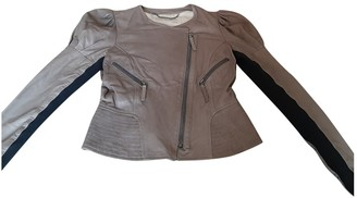 Barbara Bui Leather Jacket for Women
