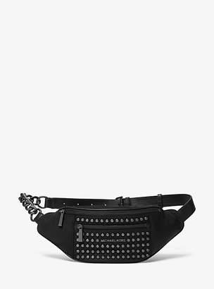 MICHAEL Michael Kors Mott Studded Nylon Belt Bag