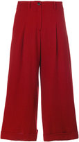 Societe Anonyme Dietrich cropped trousers